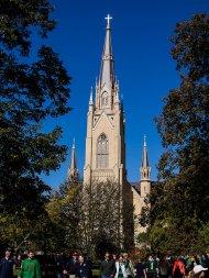 wallpaper - architecture Notre Dame